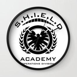 S.H.I.E.L.D Academy > Operations Division Wall Clock