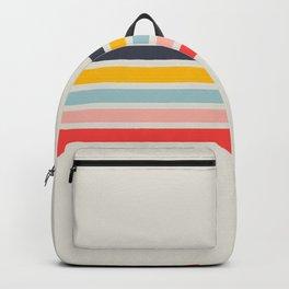 Retro Summer Vibe Backpack