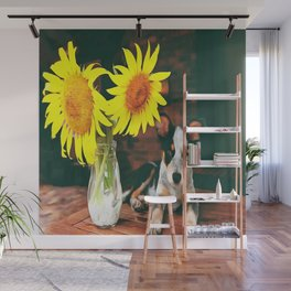 First Harvest Wall Mural