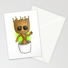 Baby Grooot Stationery Cards