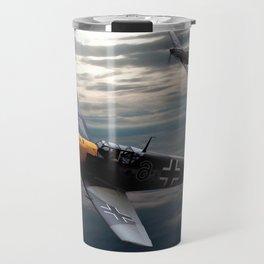 Messerschmitt Bf 109 Travel Mug