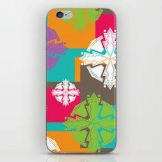 Indian Holi iPhone & iPod Skin