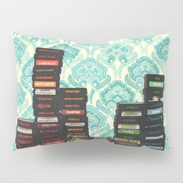 Games & Jellyfish Wallpaper Pillow Sham