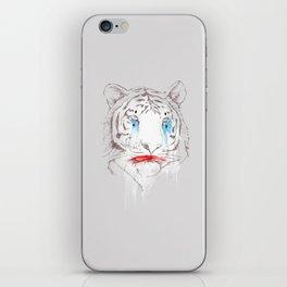 Animalfree circuses - Tiger iPhone Skin