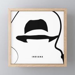 A Hat's Society - Indie Framed Mini Art Print