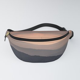 Blue Ridge Parkway Sunset - Shenandoah National Park Fanny Pack