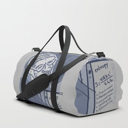 Dear Stephen Hawking / Stay Wild Collection Duffle Bag
