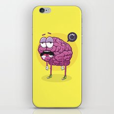 Brain Loading iPhone & iPod Skin