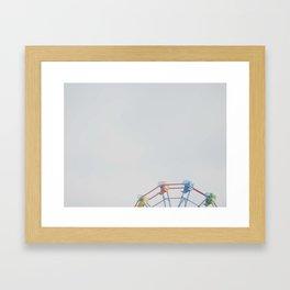 I Spy... Framed Art Print