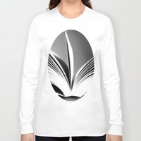book Long Sleeve T-shirts featuring Book by Rose Etiennette