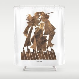 222 Shower Curtain