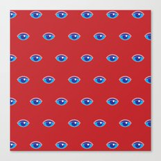Another eye Canvas Print