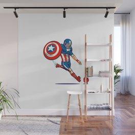 kick-off Wall Mural