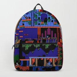 Castle Platformers Backpack