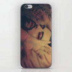 Disassembled Vampire iPhone & iPod Skin