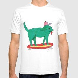 Skater Dog T-shirt