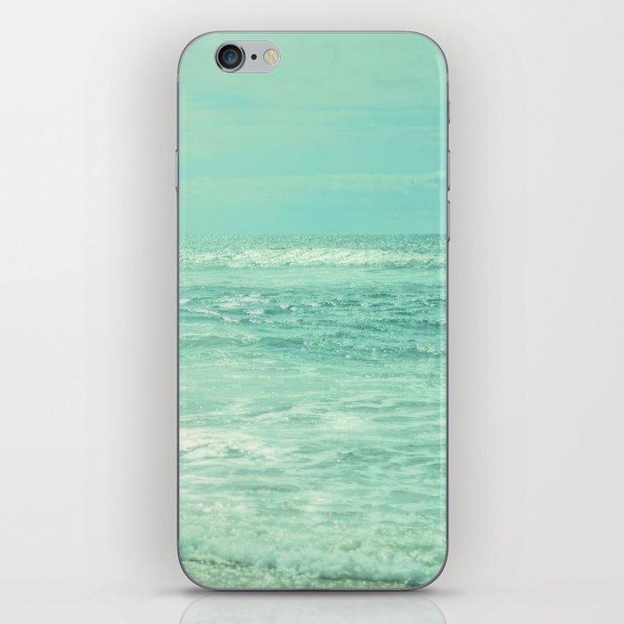 Where Ocean Meets Sky iPhone Skin