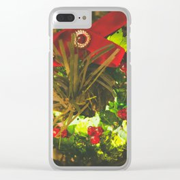 It's Christmas 2 Clear iPhone Case
