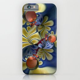The Inner Light of Love iPhone Case
