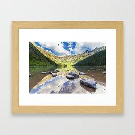 Landskape Framed Art Print