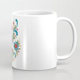 Nordic Rosemaling Coffee Mug