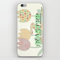 easter iPhone & iPod Skins featuring Easter by LoRo  Art & Pictures