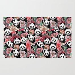 Because Panda Rug