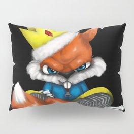 King Conker [Conker's Bad Fur Day Fan Art] Pillow Sham