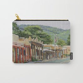 Kit Carson Road in Taos Carry-All Pouch