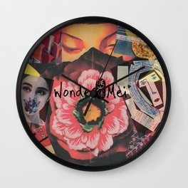 World of Wondermei Wall Clock