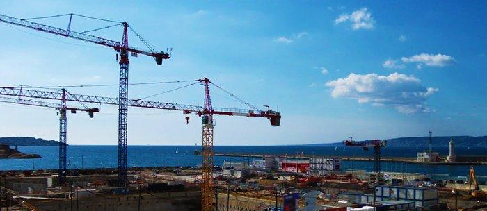 Marseilles Industrial Site Coffee Mug