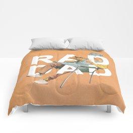 Rad Dad Comforters