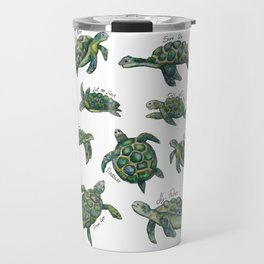 Sea Turtles Travel Mug