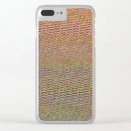 Squall Clear iPhone Case