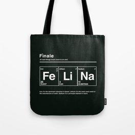 FeLiNa #2. Tote Bag