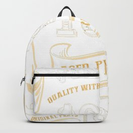 82nd-Birthday-Gift-Gold-Vintage-1935-Aged-Perfectly Backpack