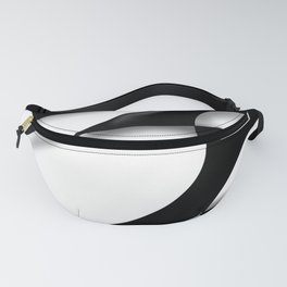 curving shadow Fanny Pack