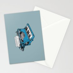 The Composition - Original Colors. Stationery Cards