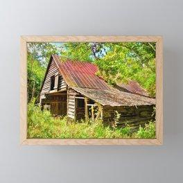 Russell Farmstead Framed Mini Art Print