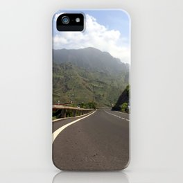 La Gomera 1.0 iPhone Case