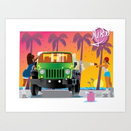 Lisa Frank Art Prints Society6
