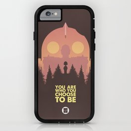 I love you Giant iPhone Case