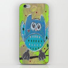 One for the owl iPhone & iPod Skin