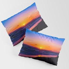 outstanding sunset Pillow Sham