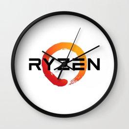 Ryzen Wall Clock