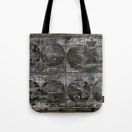 Historical Maps Tote Bag