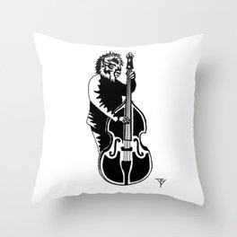AniMusic (BUFFALO) Throw Pillow