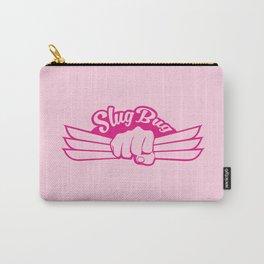 Slug Bug Pink Carry-All Pouch