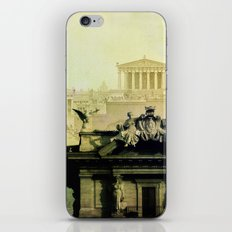 Memories from the Past iPhone & iPod Skin