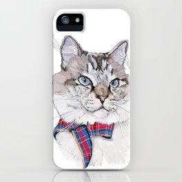 Mitzy iPhone Case